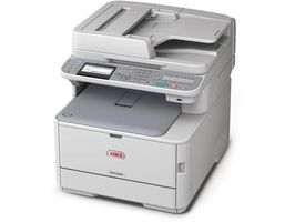 OKI MC362dn A4 24/22 ppm ProQ2400dpi, PCL/PS, RADF, USB 2.0 LAN (Print/Scan/Copy/Fax)