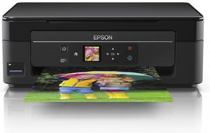 Epson Expression Home XP-342 / A4 inkoustová multifunkce / 10/4.5 str. / 5760 x 1440dpi / USB / WiFi