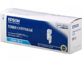 EPSON toner S050613 C1700/C1750/CX17 (1400 pages) cyan