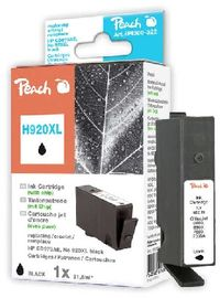 Peach 920XL alternativní cartridge s čipem / HP OFFICEJET 6000 / 49 ml / Černá