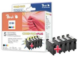 Peach T1816 alternativní cartridge / Epson Expression Home XP-202 / 2x15ml, 3x10ml / Combipack