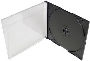Slimbox na CD / černý tray / 5.2 mm