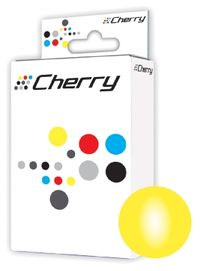 Cherry T1284 alternativní cartridge / 5.5 ml / Žlutá