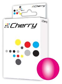 Cherry LC-900 alternativní cartridge pro Brother / DCP-110C, DCP-115C / 12 ml / Fialová