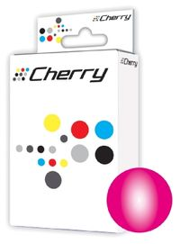 Cherry 940XL alternativní cartridge s čipem / HP OfficeJet Pro 8000 / 25 ml / Fialová