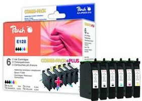 Peach T1285 MultiPack Plus alternativní cartridge / Epson Stylus S22 / Multipack