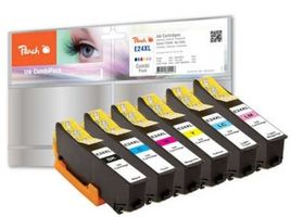 Peach T2438/No 24XL MultiPack alternativní cartridge / pro Epson XP-750 / Multipack