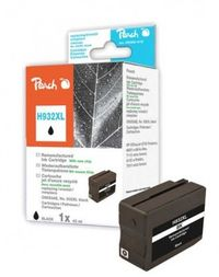 Peach Remanufactured 932XL alternativní cartridge / HP OFFICEJET 6100 / černá