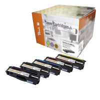 Peach Remanufactured  TN-325 alternativní toner / HL-4140CN, HL-4570CND / 2x4.000/3x3500 stran / MultiPack Plus