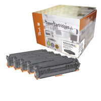 Peach Remanufactured CC53A alternativní toner / HP 2320 / 2x3.500/3x2800 stran / MultiPack Plus