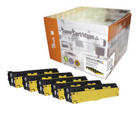Peach Remanufactured CE32A alternativní toner / CLJ CM1415, CP1525 / 2x2.000/3x1300 stran / MultiPack Plus