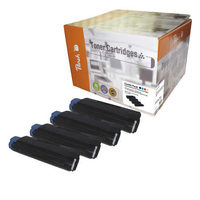 Peach Remanufactured C5100-series MultiPack alternativní toner  / C5100, 5300 / 4x5000 / MultiPack