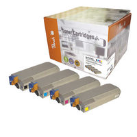 Peach Remanufactured alternativní toner C7100/7200-series MultiPack / C7100, 7200 / 4x10.000 stran / MultiPack