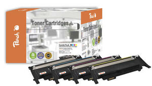 Peach Remanufactured CLT-4092-series MultiPack alternativní toner / CLP-310 / 1.500/3x1000 stran / MultiPack