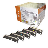 Peach Remanufactured CLT-406S MultiPack Plus alternativní toner / CLP-360, 365 / 2x1.500/3x1000 stran / MultiPack Plus