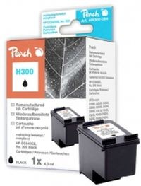 Peach HP.300 MultiPack Plus alternativní cartridge / HP Deskjet D2560 / MultiPack
