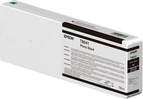 Epson originální cartridge T804100 UltraChrome HDX/HD / 700ml / Černá photo