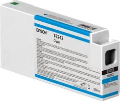 EPSON originální cartridge T824200 UltraChrome HDX/HD / 350ml / Modrá
