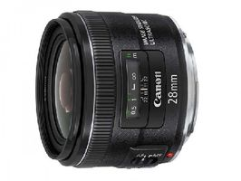 Canon EF 28mm f/2.8 IS USM - SELEKCE