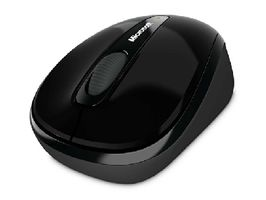 Microsoft Wireless Mobile Mouse 3500 / BlueTrack / Myš / USB / Black