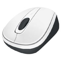 Microsoft Wireless Mobile Mouse 3500 / BlueTrack / Myš / USB / White Gloss