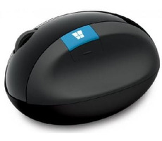 Microsoft Sculpt Ergonomic Mouse For Business/ 1000dpi / BlueTrack / Myš / USB / Win 8 / černá