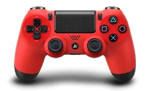 Dualshock 4 Controller Red (SONY PlayStation 4) / Červený