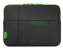 "Samsonite pouzdro na notebook LAPTOP SLEEVE 13,3"" - Airglow Sleeves / černo-zelené"