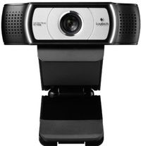 Logitech HD Webcam C930e / business / 1920x1080 / stereo mikrofon