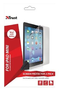 Trust Screen Protector 2-pack for iPad Mini / ochranná folie pro iPad Mini / 2ks