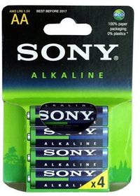 SONY AM3LB4D Stamina Plus / 1,5V / 4 ks