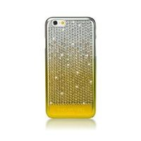 Bling My thing zadní kryt Vogue Brilliant Gold pro Apple iPhone 6 / Made with Swarovski Elements