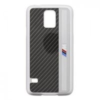 BMW zadní kryt pro Apple iPhone 6 Plus / Signature Aluminium Stripe Black