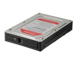 "ENERMAX EMK3104 / 3.5"" / Mobile Rack / 1x 2.5"" / HDD/SSD Bay"
