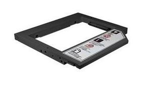 EVOLVEO rámeček pro HDD / do CD/DVD mechaniky / 9.5 mm / SATA