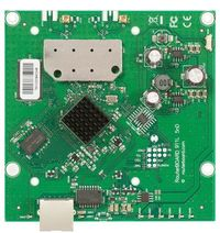MikroTik RB911-5HnD / RouterBOARD / 802.11a/n / RouterOS L3 / 2xMMCX