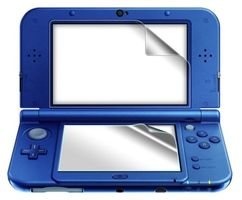 New 3DS XL Protective Screen Filter / ochranné filtry