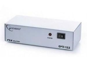 Gembird GVS122 / Video Splitter / 2 porty
