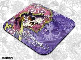 ED HARDY Mouse Pad Small Fashion 2 - Ghost Lilac / podložka pod myš
