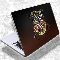 ED HARDY Tattoo Notebook Skin Fashion 1 - LA Dog / polep na notebook
