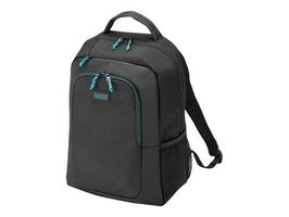 "Dicota Spin Backpack 14-15"" / Batoh na notebook / do 15.6"" / polyester / černý"