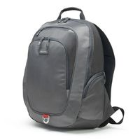 "Dicota Backpack Light 15.6"" / Batoh na notebook / do 15.6""/ Polyester / šedá"
