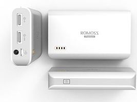 ROMOSS Sailing 3 / Power Bank / 7 800mAh / Bílá