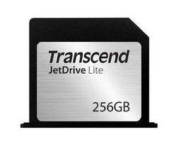 "Transcend Flash Expansion Card JetDrive Lite 350 / 256GB / pro 15"" MacBook Pro"