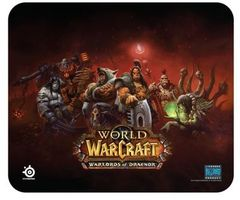 STEELSeries QCK Warlords of Draenor Edition