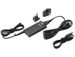 HP 65W Smart AC Adapter / pro notebook HP / černý