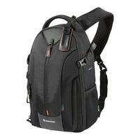 Vanguard fotobatoh Sling Bag UP-Rise II 43 / 250 × 245 ×460 mm / černá