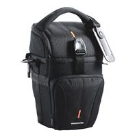 Vanguard fotopouzdro Zoom Bag UP-Rise II 16Z / 190 × 170 × 300 mm / černé