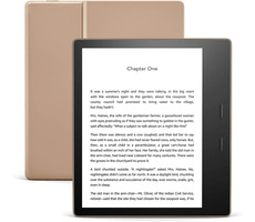 "Amazon Kindle Oasis 3 (2019) 32GB zlatá / Dotykový 7"" E-Ink displej / 32GB / Wi-Fi / BT / USB / IPX8"