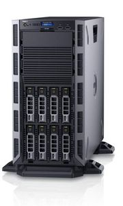 DELL PowerEdge T330 / Xeon E3-1240 v5 / 8GB RAM / 2x 300GB SATA / H330 / iDRAC 8 Expres / 1x 495W / Tower / 3YNBD